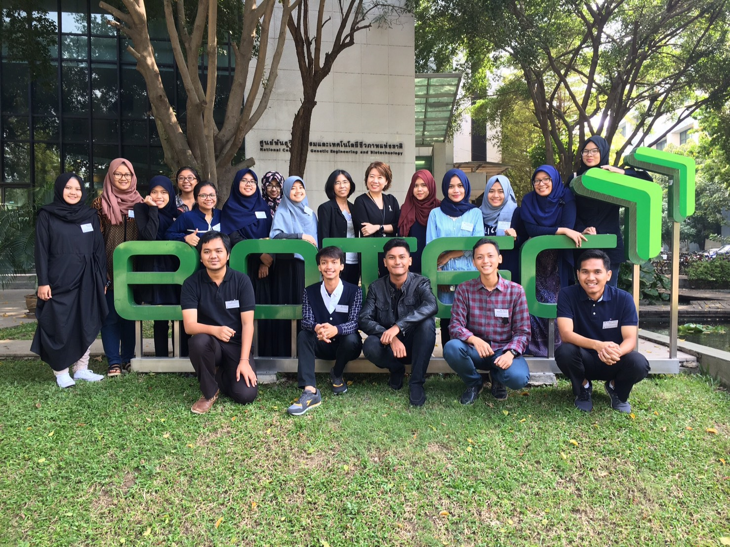SITH ITB GOES TO BIOTEC THAILAND!